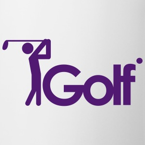 Golf Logo - Coffee/Tea Mug