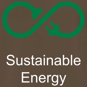 sustainable energy T-Shirts - Men's Premium T-Shirt