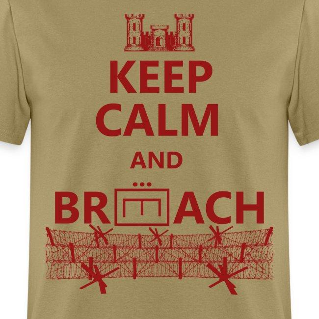 BREACH WIRE RED
