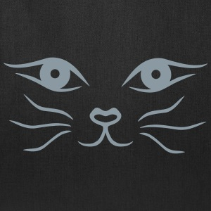 Cat face - Tote Bag