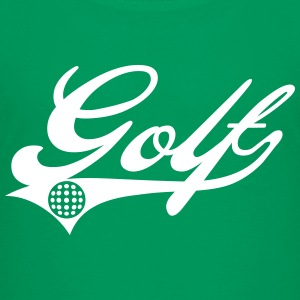 Golf Team Kids' Shirts - Kids' Premium T-Shirt