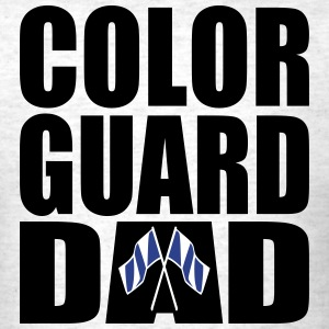 Color Guard Dad (Men's) - Men's T-Shirt