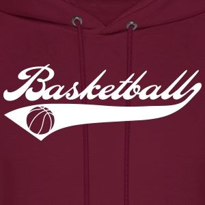 Basketball team Hoodies - Men's Hoodie