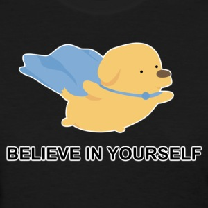 Believe In Yourself Female - Women's T-Shirt