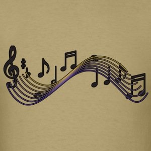 Music - Men's T-Shirt