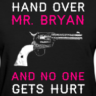 Design ~ Hand Over Mr. Bryan