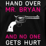 Design ~ Hand Over Mr. Bryan
