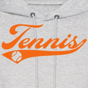 Tennis team Hoodies - Men's Hoodie