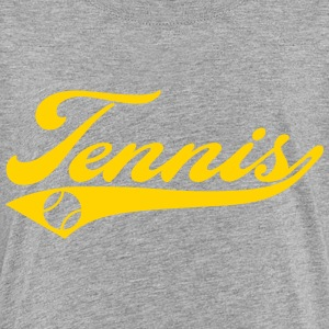 Tennis team Kids' Shirts - Kids' Premium T-Shirt