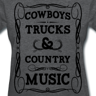 Design ~ Cowboys, Trucks and Country Music