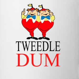 tweedle dum Bottles & Mugs - Coffee/Tea Mug