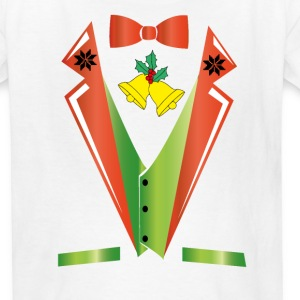 Christmas Suit Kids' Shirts - Kids' T-Shirt