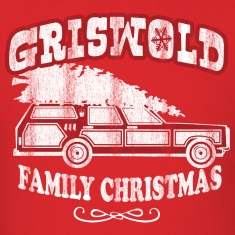 Griswold Family Christmas Shirt (Red)