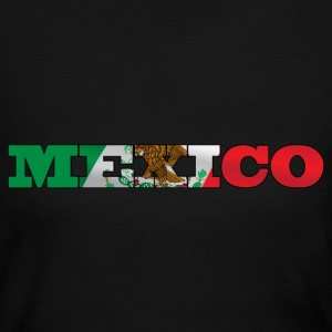 Mexico - Women's Long Sleeve Jersey T-Shirt