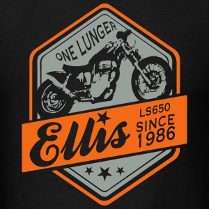 Ellis Motorcycles - Men's T-Shirt