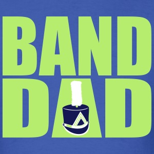 Marching Band Dad (Men's) - Men's T-Shirt