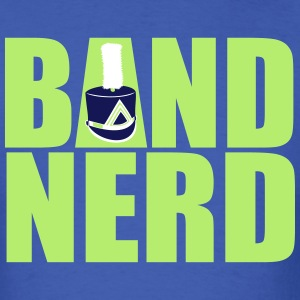 Marching Band Nerd (Men's) - Men's T-Shirt