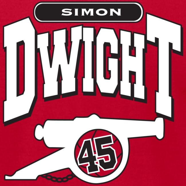 """Simon Dwight """"Cannon"""""""