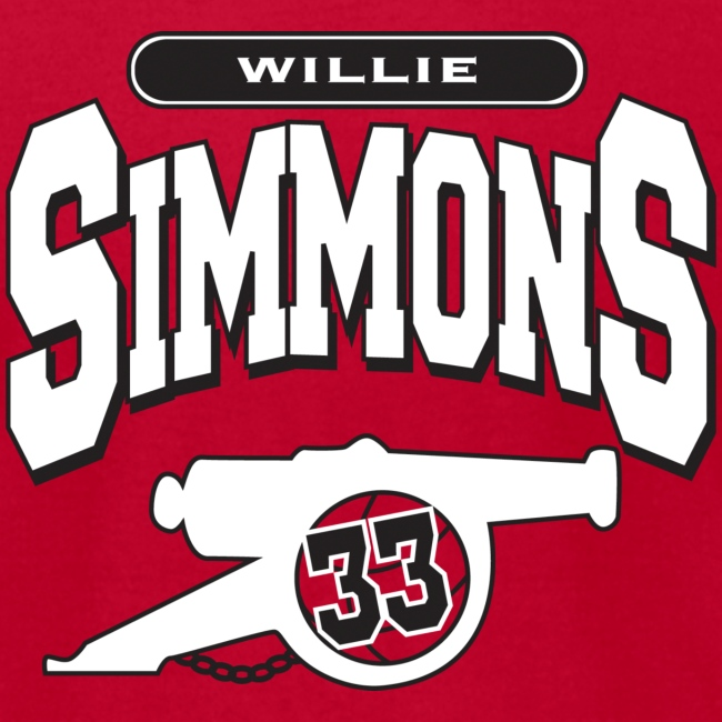 "Willie Simmons ""Cannon"""
