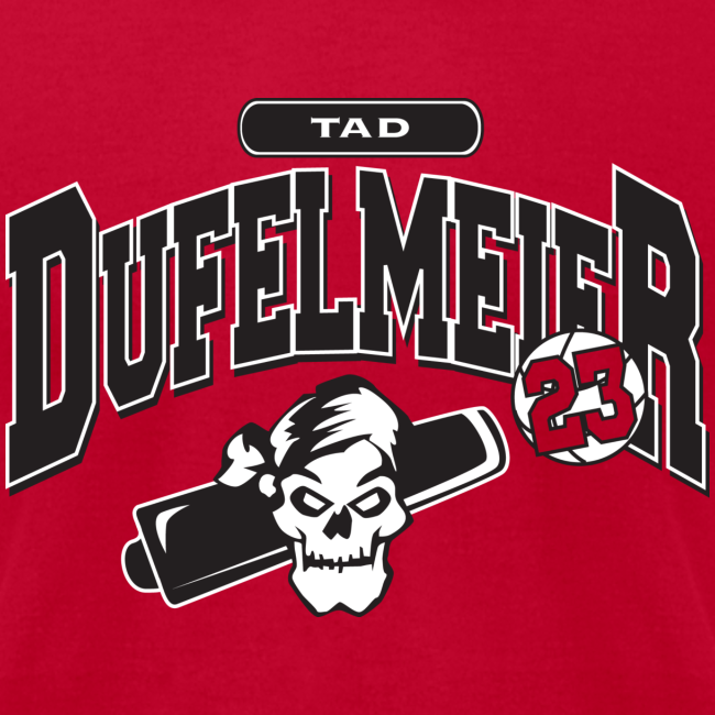 "Tad Dufelmeier ""logo"""