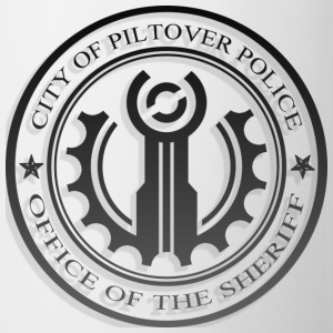 Piltover Police Mug - Coffee/Tea Mug