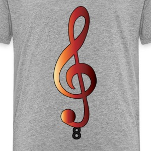 Music - Toddler Premium T-Shirt