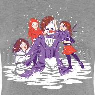 Design ~ Women's Snow Doctor Tee