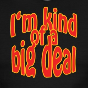 Big Deal T-Shirts - Men's Ringer T-Shirt
