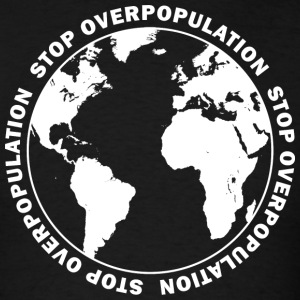 Stop Overpopulation T-Shirts - Men's T-Shirt