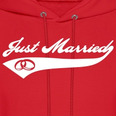 Just Married Hoodies