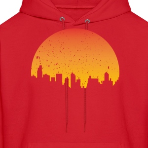 Skyline Sunshine Sunrise 2 Hoodies - Men's Hoodie