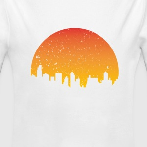 Skyline Sunshine Sunrise 2 Baby & Toddler Shirts - Long Sleeve Baby Bodysuit