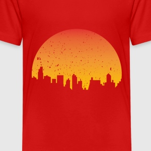 Skyline Sunshine Sunrise 2 Kids' Shirts - Kids' Premium T-Shirt
