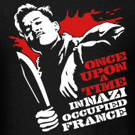 Design ~ Inglourious Basterds: Once Upon a Time