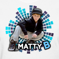 Design ~ MattyB Digital Womens T-Shirt