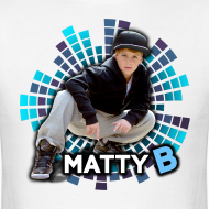 Design ~ MattyB Digital Mens T-Shirt