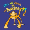 Life's all about the Bananas Women's T-Shirts - Women's Premium T-Shirt