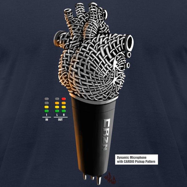 CRZN Dynamic Microphone
