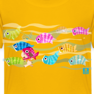Design ~ Fishies! - Toddlers