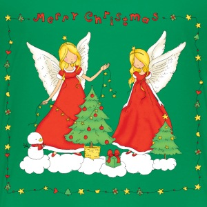 Christmas Angels Merry Christmas - Kids' Premium T-Shirt
