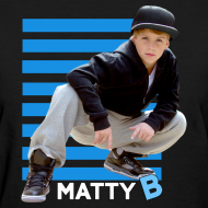 Design ~ MattyB Bar Womens T-Shirt