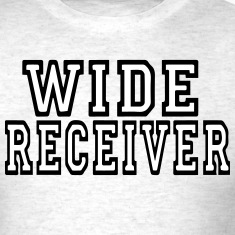 WIDE RECEIVER T-Shirts