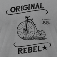 Design ~ Original Rebel - Men's Light Tee