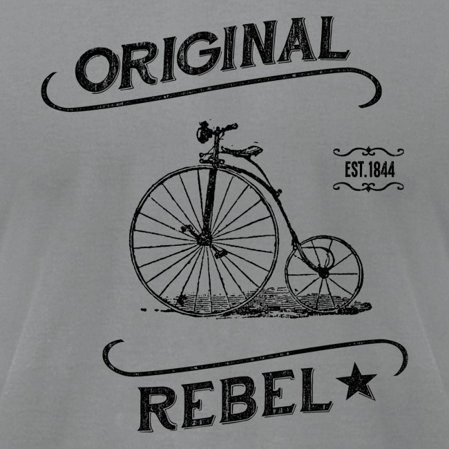 Original Rebel - Men's Light Tee
