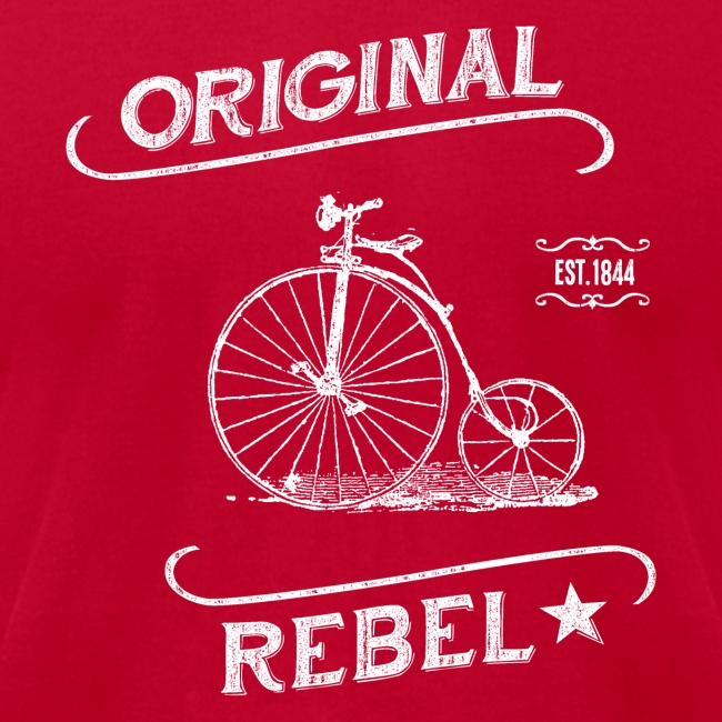 Original Rebel - Men's Dark Tee