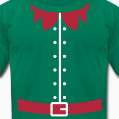 christmas elf costume T-Shirts
