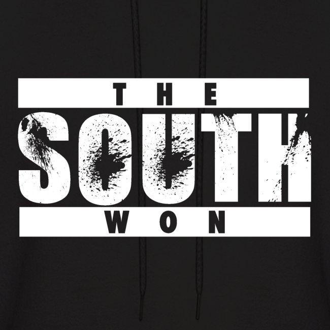 The South Won Hoodie (Black/White)