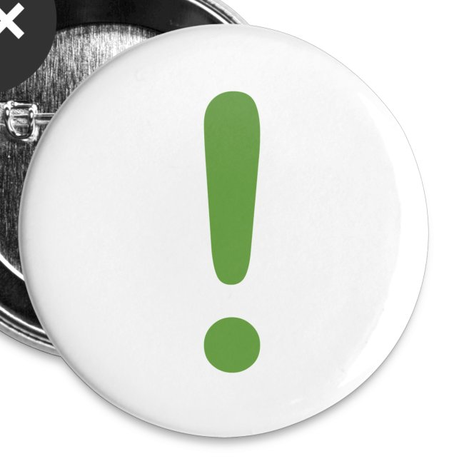Exclamation Buttons