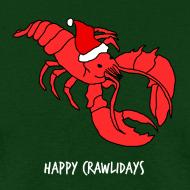 Design ~ Lobstermas - Crawlidays