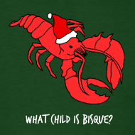 Design ~ Lobstermas - Bisque